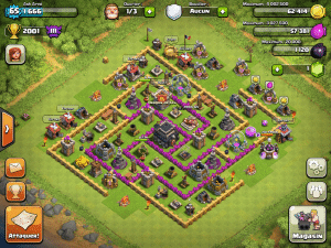 Comment construire village clash of clans : comment construire un village dans le jeu clash of clans...